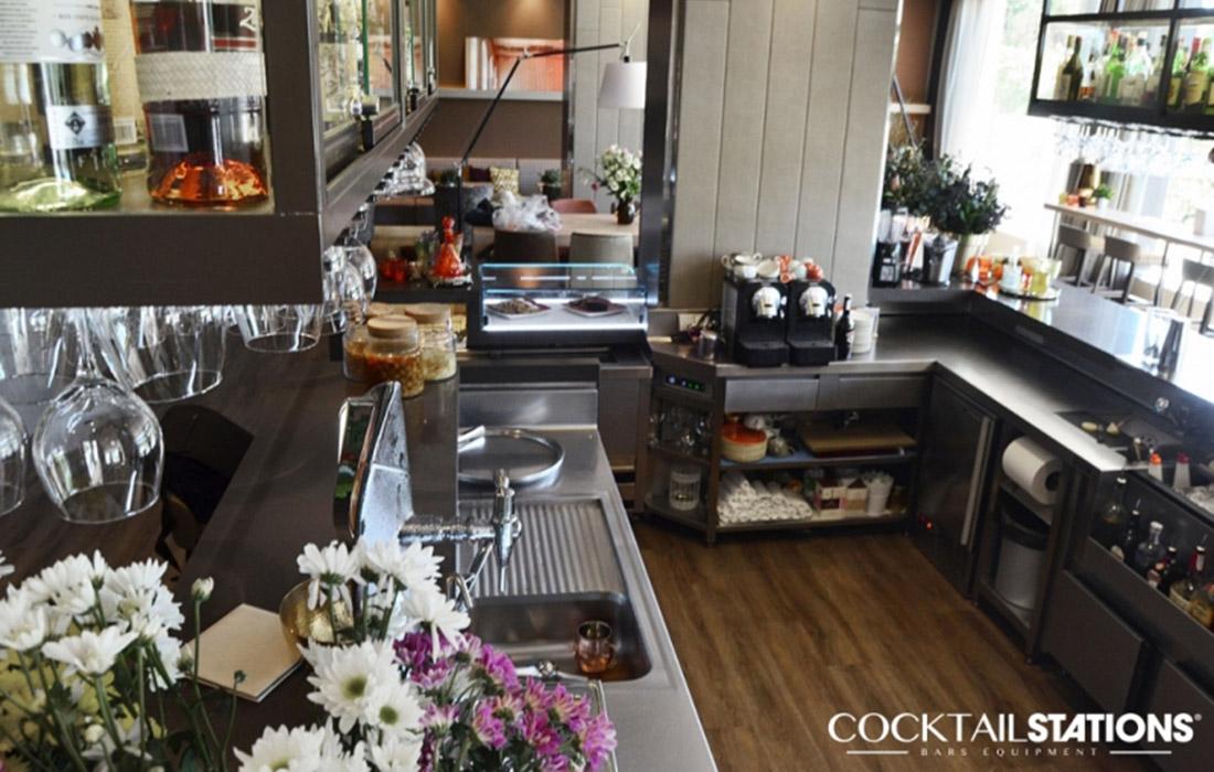 hotel ac malaga cocktailstations 2