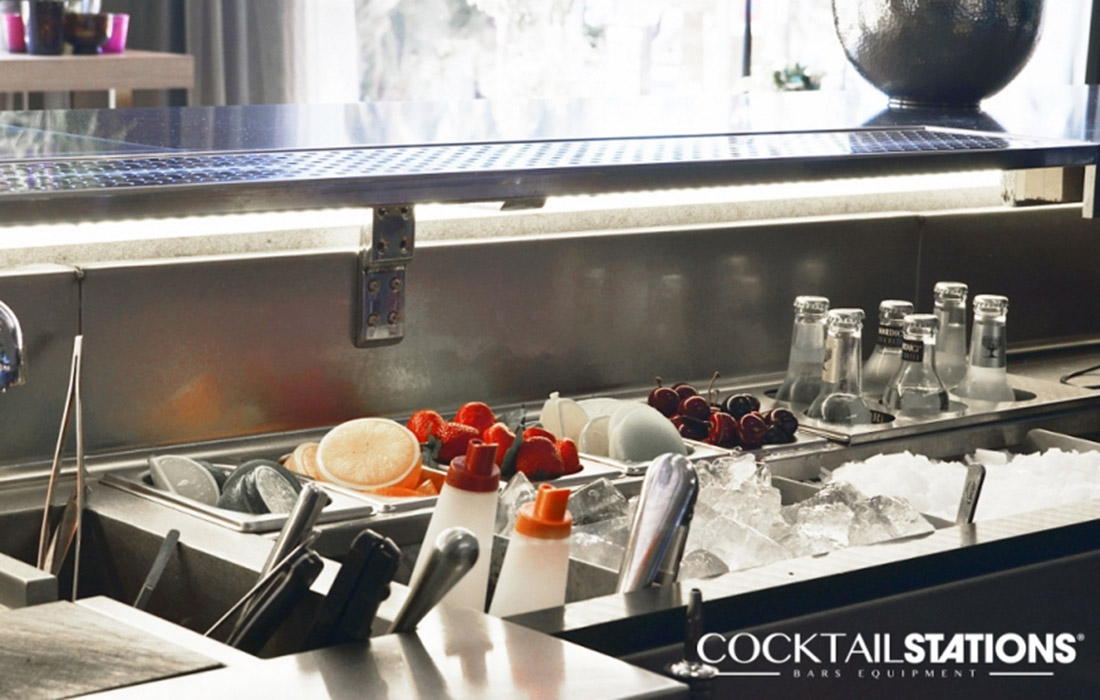 hotel ac malaga cocktailstations 6