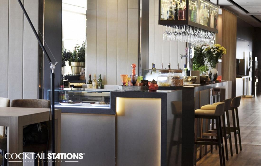 hotel ac malaga cocktailstations 7