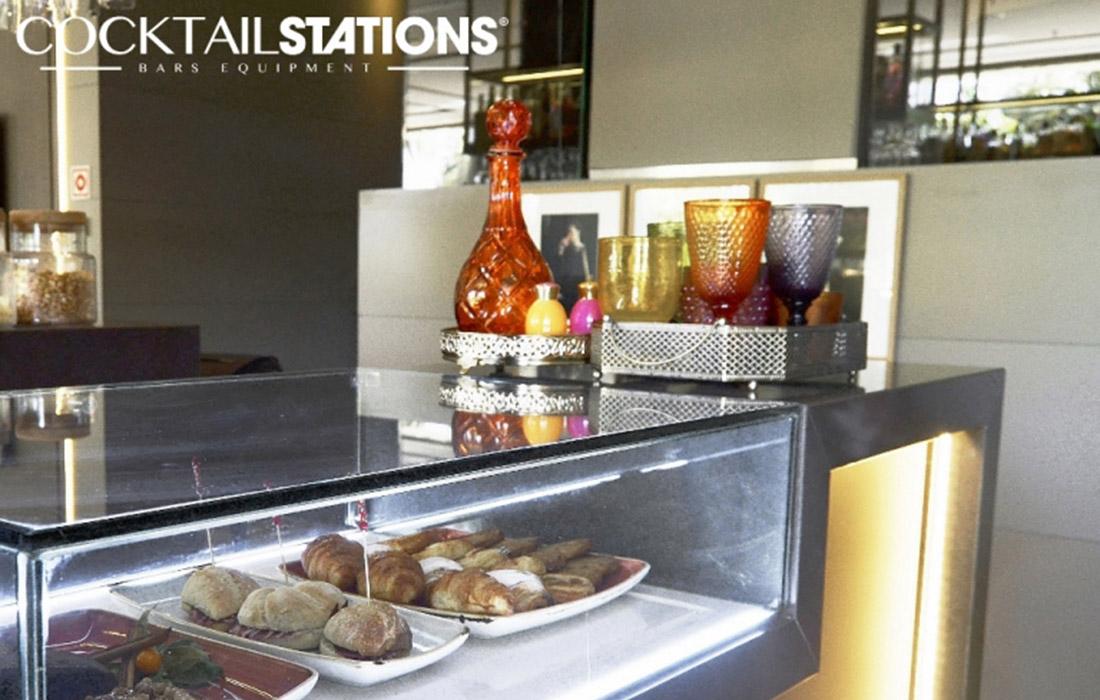 hotel ac malaga cocktailstations 8