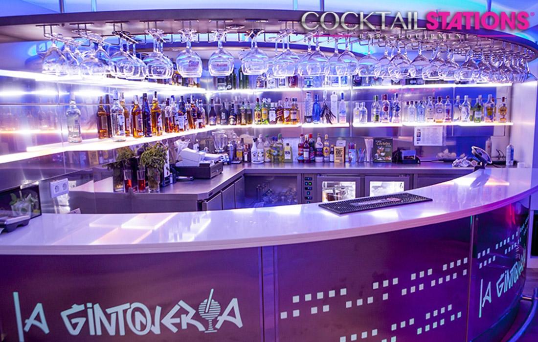la gintoneria bcn cocktailstations 1